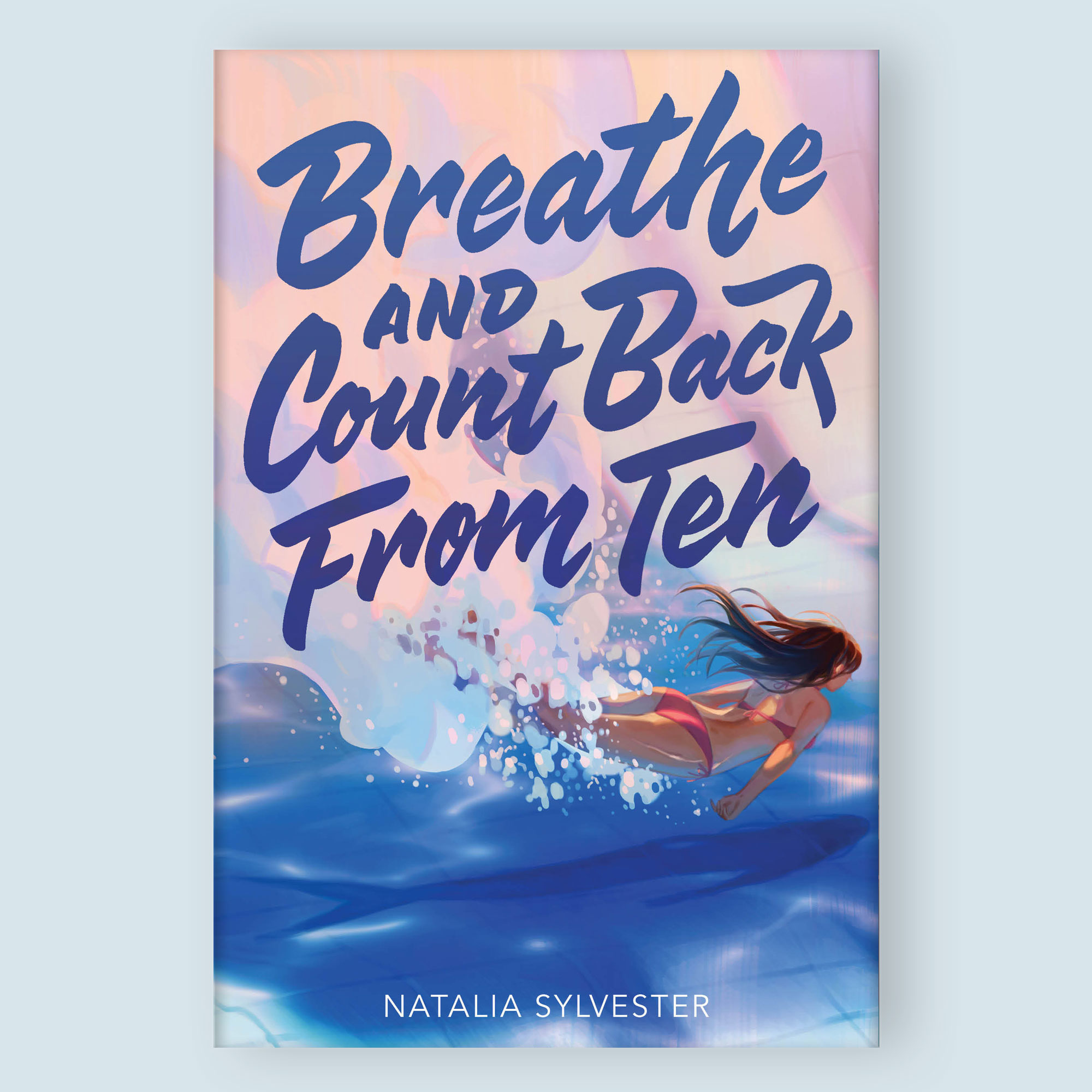 Breathe and Count Back from Ten