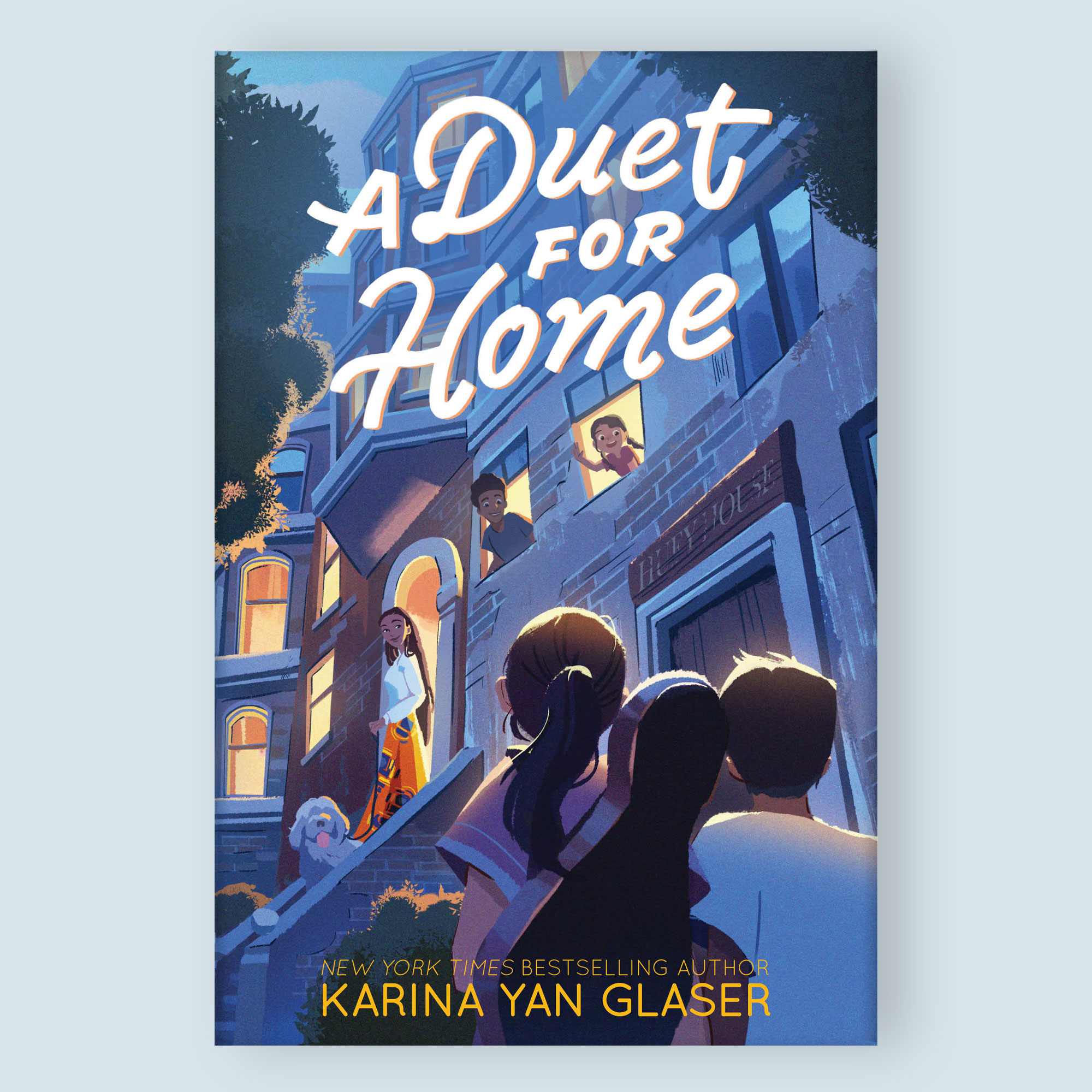A Duet for Home